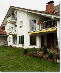 EG-Wohnung - Steppach
